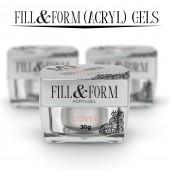 Gel Acrilico - Fill&Form Gel