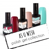 "Gel Polish - ""As U Wish Collezione"" 12 ml"
