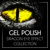 Gel Polish - Dragon Eye (Magnetic) Collezione 12 ml