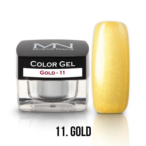 Gel Colorato - 11 - Gold - 4g