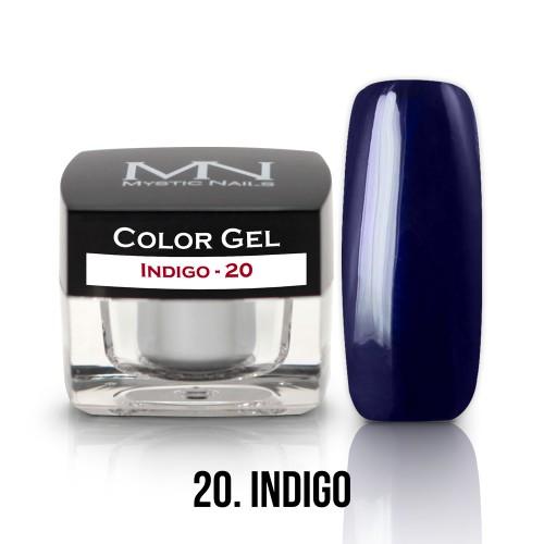 Gel Colorato - 20 - Indigo - 4g