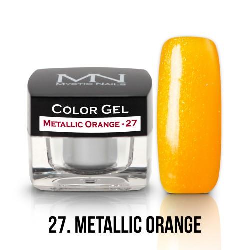 Gel Colorato - 27 - Metallic Orange - 4g