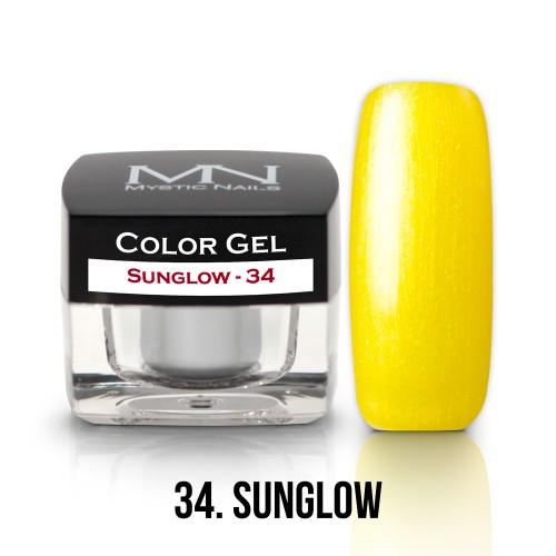 Gel Colorato - 34 - Sunglow - 4g
