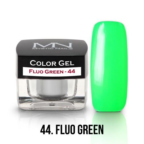 Gel Colorato - 44 - Fluo Green - 4g