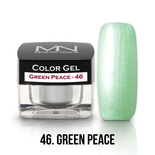 Gel Colorato - 46 - Green Peace - 4g