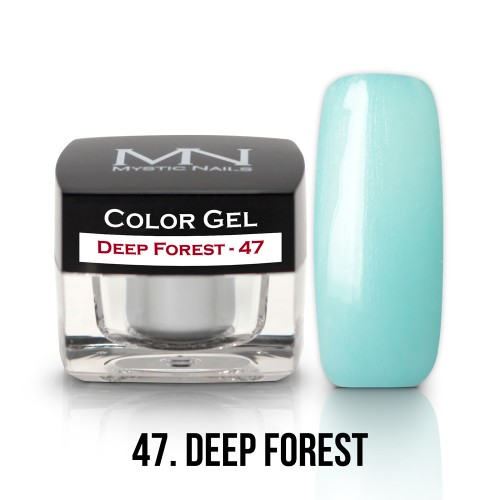 Gel Colorato - 47 - Deep Forest - 4g