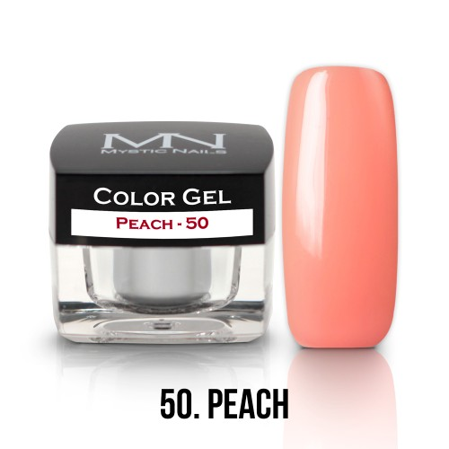 Gel Colorato - 50 - Peach - 4g