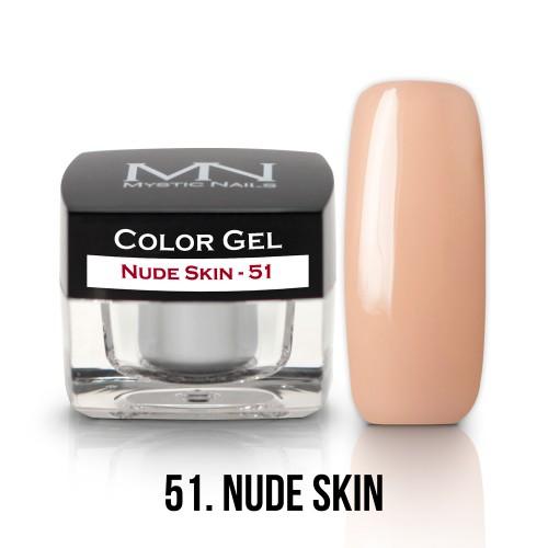 Gel Colorato - 51 - Nude Skin - 4g