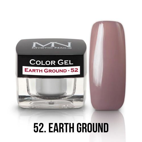 Gel Colorato - 52 - Earth Ground - 4g