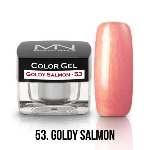 Gel Colorato - 53 - Goldy Salmon - 4g