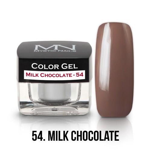 Gel Colorato - 54 - Milk Chocolate - 4g