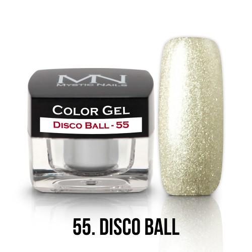 Gel Colorato - 55 - Disco Ball - 4g