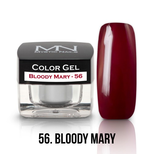Gel Colorato - 56 - Bloody Mary - 4g
