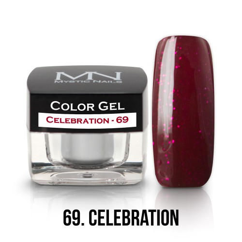 Gel Colorato - 69 - Celebration - 4g
