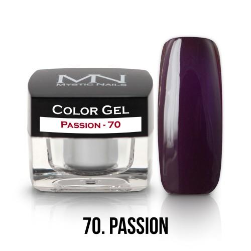 Gel Colorato - 70 - Passion - 4g
