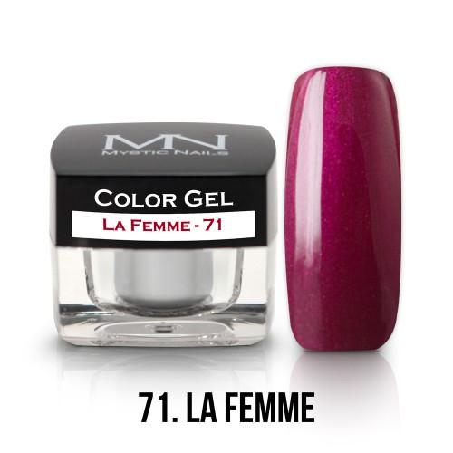 Gel Colorato - 71 - La Femme - 4g