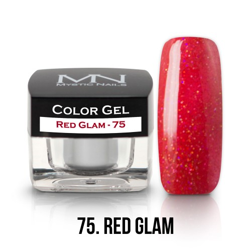 Gel Colorato - 75 - Red Glam - 4g