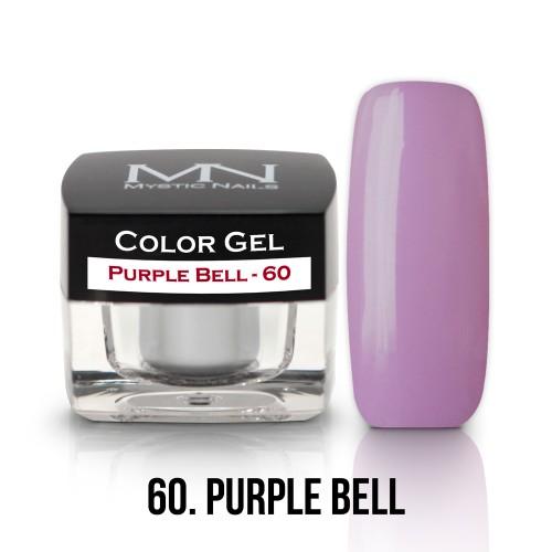 Gel Colorato - 60 - Purple Bell - 4g