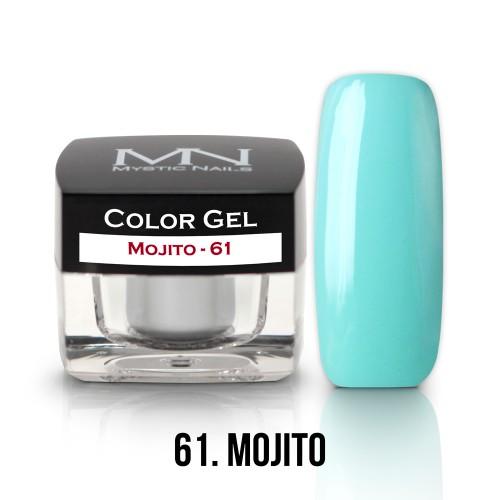 Gel Colorato - 61 - Mojito - 4g