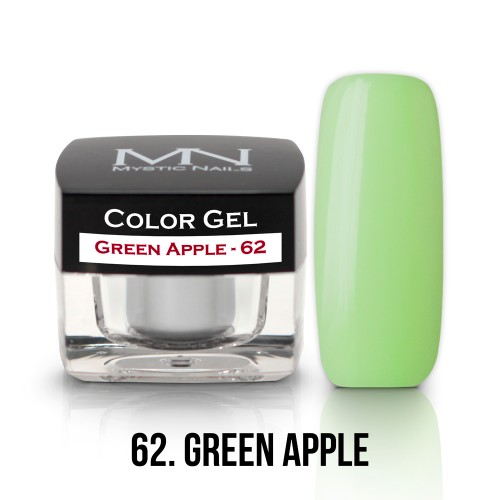 Gel Colorato - 62 - Green Apple - 4g