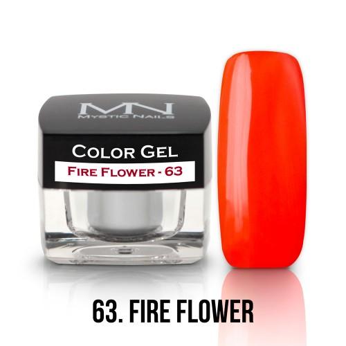 Gel Colorato - 63 - Fire Flower - 4g