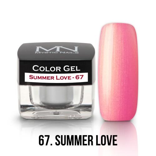 Gel Colorato - 67 - Summer Love - 4g