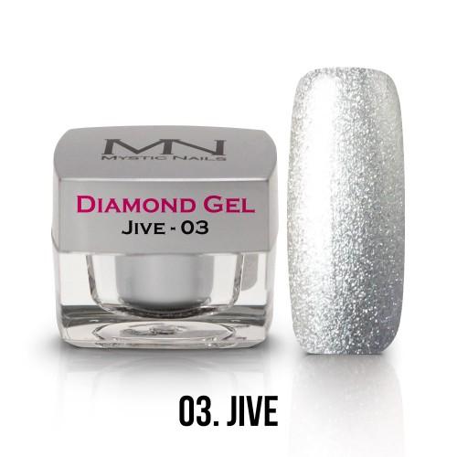 Gel Diamond - no.03. - Jive - 4g