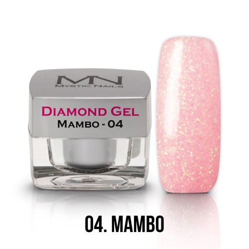 Gel Diamond - no.04. - Mambo - 4g