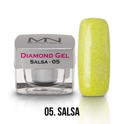 Gel Diamond - no.05. - Salsa - 4g