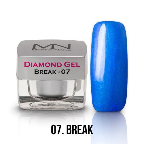 Gel Diamond - no.07. - Break - 4g