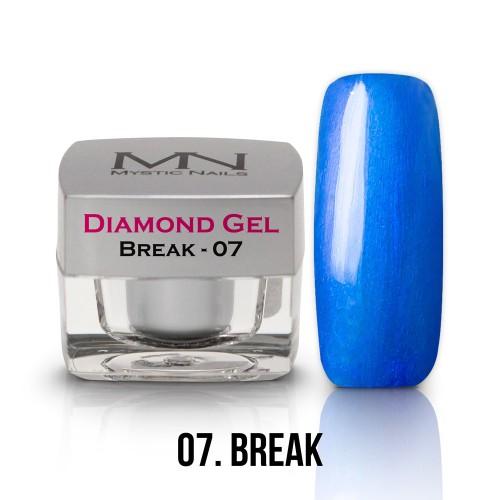 Gel Diamond - no.07. - Break - 4g