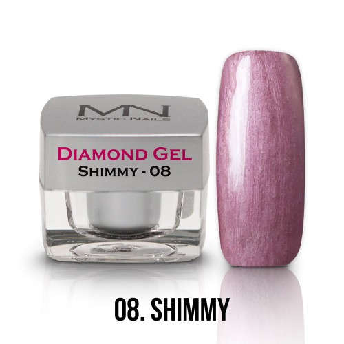 Gel Diamond - no.08. - Shimmy - 4g