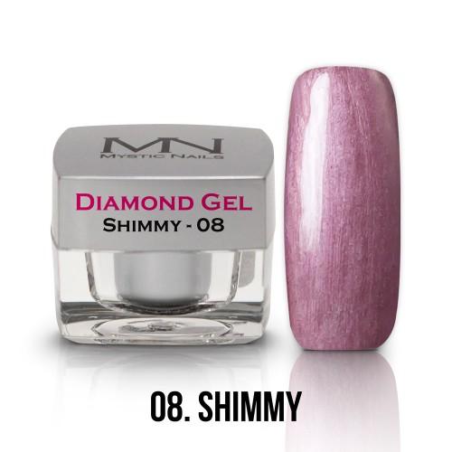 Gel Diamond - no.08. - Shimmy - 4g