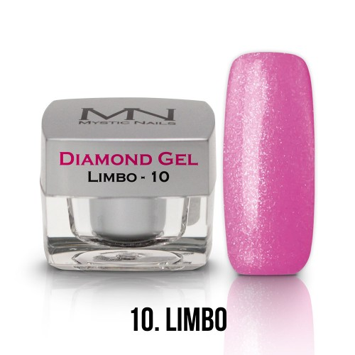 Gel Diamond - no.10. - Limbo - 4g