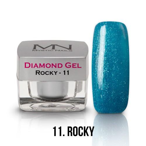 Gel Diamond - no.11. - Rocky - 4g