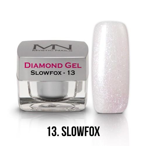 Gel Diamond - no.13. - Slowfox - 4g
