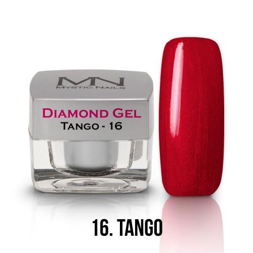 Gel Diamond - no.16. - Tango - 4g