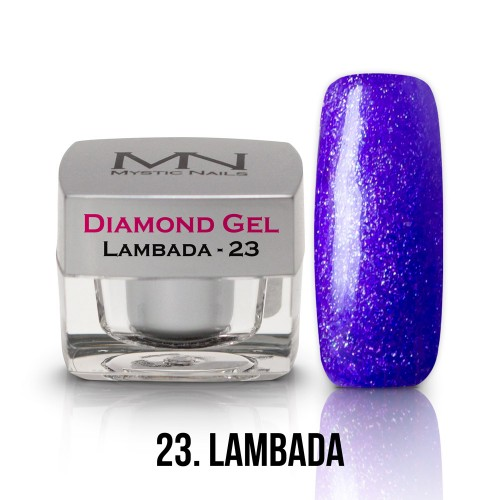 Gel Diamond - no.23. - Lambada - 4g