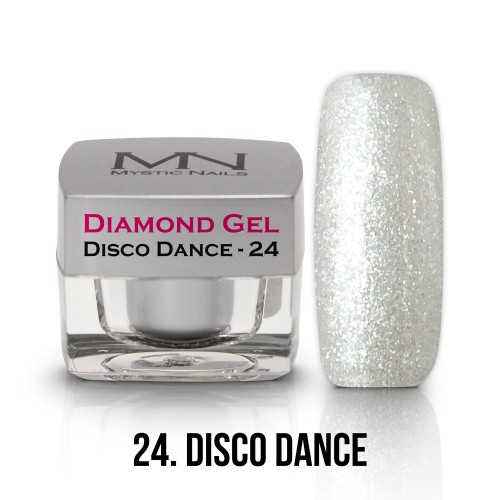 Gel Diamond - no.24. - Disco Dance - 4g