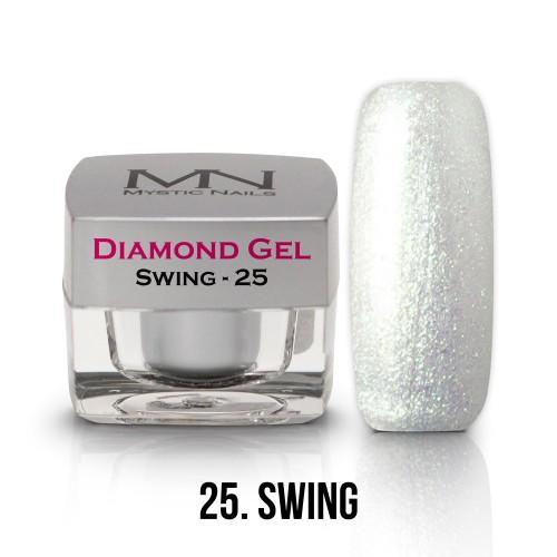 Gel Diamond - no.25. - Swing - 4g