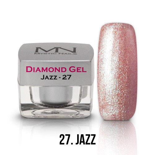 Gel Diamond - no.27. - Jazz - 4g