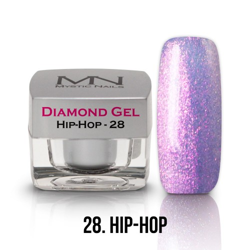 Gel Diamond - no.28. - Hip Hop - 4g