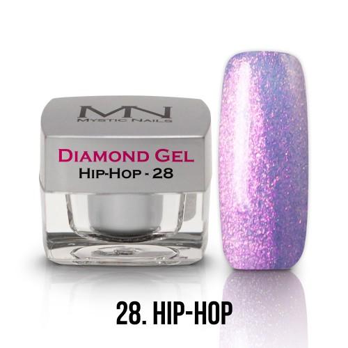 Gel Diamond - no.28. - Hip Hop - 4g