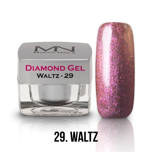 Gel Diamond - no.29. - Waltz - 4g