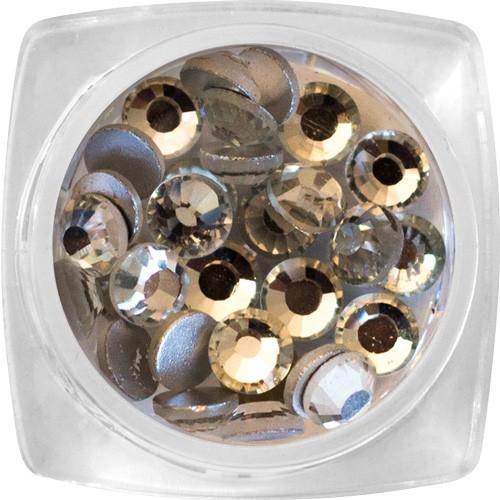 Pietre Crystal - SS20 argento 30 pz / barattolo