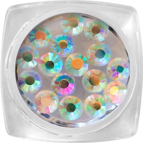 Pietre Crystal - SS20 Ologramma 30 pz / barattolo