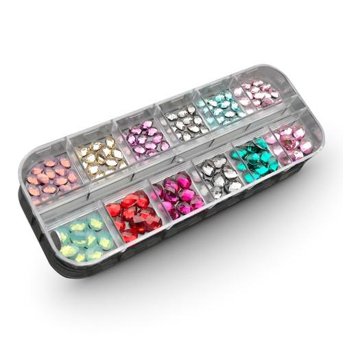 Scatola di gioielli per unghie - R-188