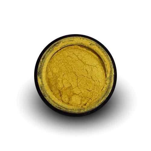 Polvere Pigmentato Cromato - oro -2g