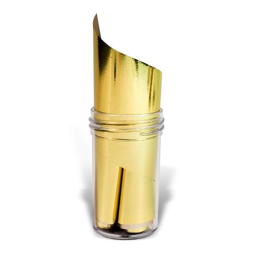 Foil in barattolo - Oro