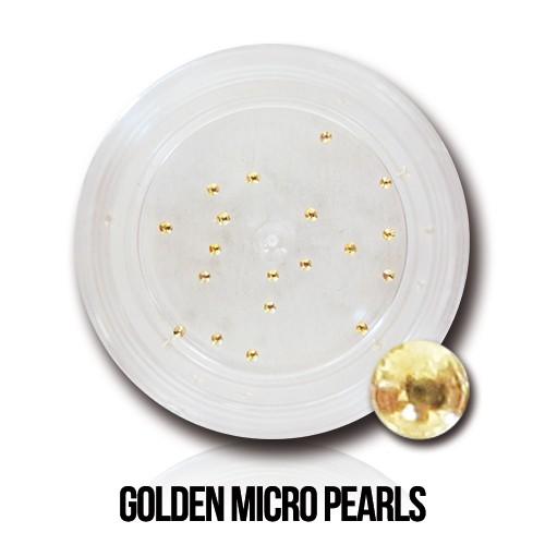 Micro Perle d'oro